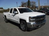 2016 Chevrolet Silverado 1500 LTZ Double Cab 4x4 Data, Info and Specs