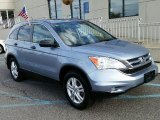 2010 Glacier Blue Metallic Honda CR-V EX AWD #108287277