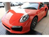 2016 Porsche 911 Lava Orange