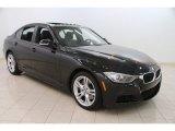 2014 Black Sapphire Metallic BMW 3 Series 335i xDrive Sedan #108287192