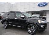 2016 Shadow Black Ford Explorer Platinum 4WD #108287078