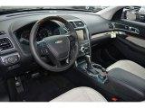 2016 Ford Explorer Platinum 4WD Platinum Medium Soft Ceramic Nirvana Leather Interior