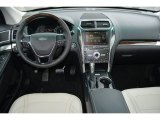 2016 Ford Explorer Platinum 4WD Dashboard