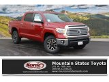 2016 Barcelona Red Metallic Toyota Tundra Limited CrewMax 4x4 #108315578