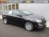 2016 Black Granite Metallic Chevrolet Cruze Limited LT #108315650