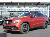 2016 Mercedes-Benz GLE 63 S AMG 4Matic Coupe