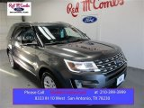 2016 Magnetic Metallic Ford Explorer XLT #108315686
