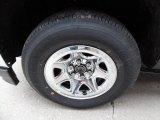 2016 Chevrolet Silverado 1500 WT Double Cab 4x4 Wheel