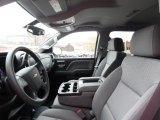 2016 Chevrolet Silverado 1500 WT Double Cab 4x4 Front Seat