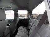 2016 Chevrolet Silverado 1500 WT Double Cab 4x4 Rear Seat