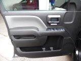 2016 Chevrolet Silverado 1500 WT Double Cab 4x4 Door Panel