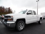 2016 Summit White Chevrolet Silverado 1500 LT Double Cab 4x4 #108315831