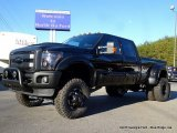 2016 Ford F350 Super Duty Lariat Crew Cab 4x4 DRW Black Ops by Tuscany Data, Info and Specs