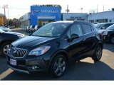2013 Carbon Black Metallic Buick Encore Convenience #108315731
