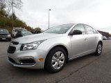 2016 Silver Ice Metallic Chevrolet Cruze Limited LS #108315822