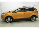 2016 Electric Spice Metallic Ford Escape SE 4WD #108315496