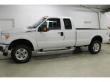 2015 Oxford White Ford F250 Super Duty XLT Super Cab 4x4 #108315477