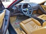 Ferrari Testarossa Interiors