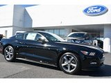 2016 Shadow Black Ford Mustang V6 Coupe #108315805
