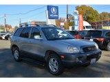2003 Pewter Hyundai Santa Fe GLS 4WD #108353516