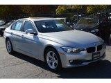 2014 Glacier Silver Metallic BMW 3 Series 320i xDrive Sedan #108353512