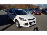 2016 White Platinum Metallic Ford Escape SE 4WD #108369560
