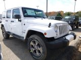2016 Jeep Wrangler Unlimited Bright White