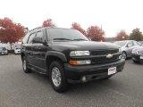 2005 Black Chevrolet Tahoe Z71 4x4 #108374761