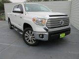 2016 Super White Toyota Tundra Limited CrewMax 4x4 #108375045
