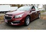 2016 Siren Red Tintcoat Chevrolet Cruze Limited LT #108374822