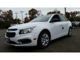 2016 Summit White Chevrolet Cruze Limited LS #108374820