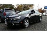 2016 Black Granite Metallic Chevrolet Cruze Limited LT #108374813