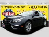 2016 Black Granite Metallic Chevrolet Cruze Limited LS #108374809