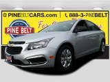 2016 Silver Ice Metallic Chevrolet Cruze Limited LS #108374808