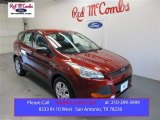 2016 Sunset Metallic Ford Escape S #108402533