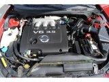 Nissan Altima Engines