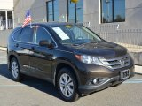 2013 Kona Coffee Metallic Honda CR-V EX AWD #108402911