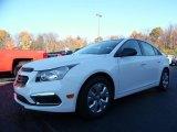2016 Summit White Chevrolet Cruze Limited LS #108402653
