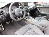 Audi S6 Interiors