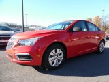 2016 Red Hot Chevrolet Cruze Limited LS #108402649