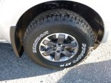 Nissan Frontier 2016 Wheels and Tires