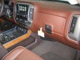 2016 Chevrolet Silverado 1500 High Country Crew Cab 4x4 Dashboard