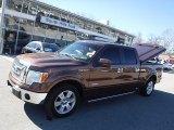 2011 Golden Bronze Metallic Ford F150 Lariat SuperCrew #108402634