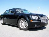 2008 Brilliant Black Crystal Pearl Chrysler 300 Touring #10827525