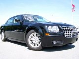 2008 Brilliant Black Crystal Pearl Chrysler 300 Touring #10827524
