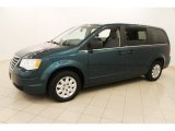 2009 Chrysler Town & Country Melbourne Green Pearl