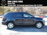 2016 Shadow Black Ford Explorer 4WD #108435605