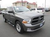 2012 Mineral Gray Metallic Dodge Ram 1500 ST Quad Cab 4x4 #108435800