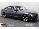 2015 Mineral Grey Metallic BMW 3 Series ActiveHybrid 3 #108435728