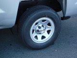 2016 Chevrolet Silverado 1500 WT Regular Cab 4x4 Wheel